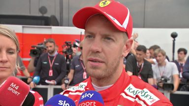 Vettel eyeing a home win