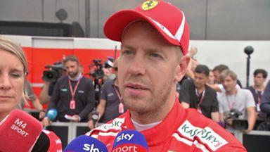 Vettel eyeing a home win