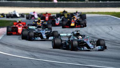 Austrian GP - Race Highlights