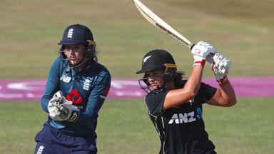 England v NZ 2nd ODI Hlts