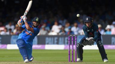 England v India 2nd ODI Hlts