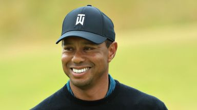 Woods relishing tough conditions