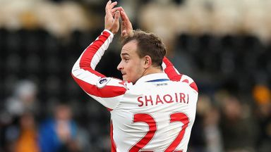 Shaqiri's best 2017/18 moments