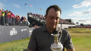 Molinari wins 147th Open
