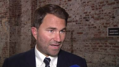 Hearn: Povetkin is a dangerous fight