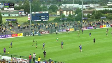 Roscommon v Donegal: Highlights