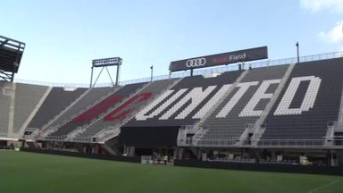 DC United's brand new stadium