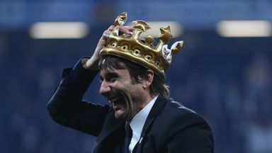 Conte's funny moments