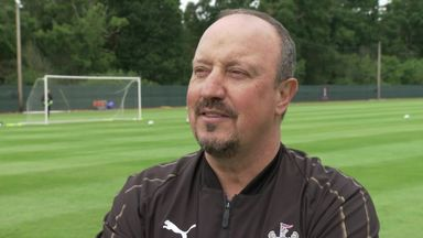 Benitez: Newcastle must wheel and deal