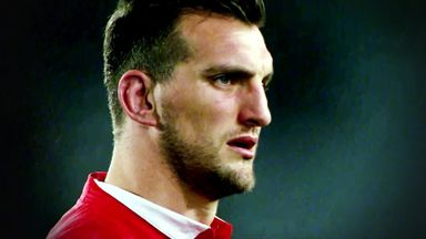 Sam Warburton tribute