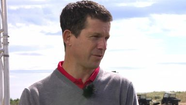 Henman steps into Open Zone