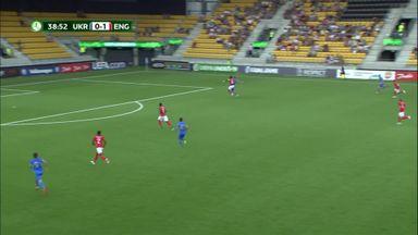 Ukraine U19 1-1 England U19