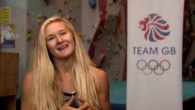 Coxsey: Olympics are exciting