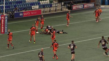 Widnes 24-52 Castleford