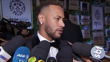 Neymar: I'm staying at PSG