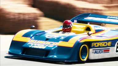 Porsche turns 70