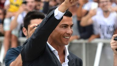'Ronaldo deal shows Juve ambition'