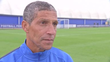 Hughton looking to improve squad