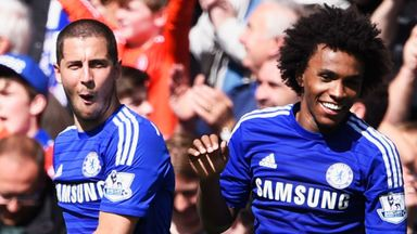 'Chelsea can't lose Hazard and Willian'