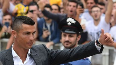 Ronaldo: Juve move not a holiday