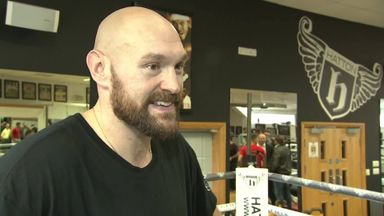 Fury: Wilder fight 99 per cent done
