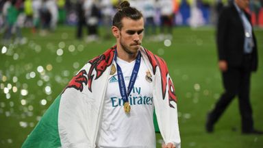 Coleman: Bale future undecided