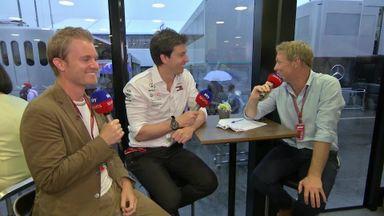 Wolff: I feel for Vettel