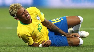 Neymar hits back at diving critics