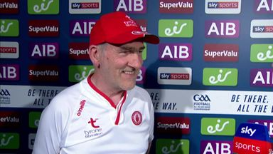 Harte: We are not seen as contenders