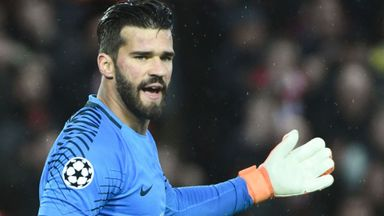 Kirkland: Pressure on Alisson