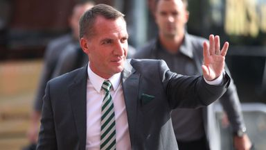 Rodgers relishes CL tie
