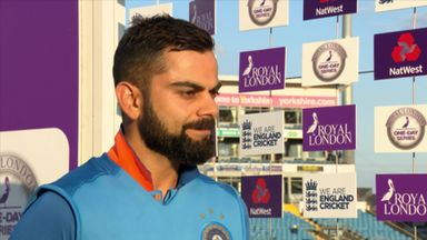 Kohli defends team changes