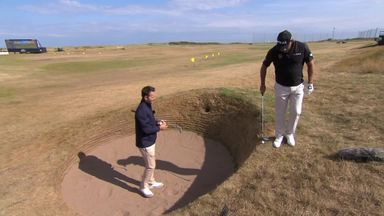 Westwood's bunker tips