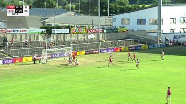 Cork v Tyrone: Highlights