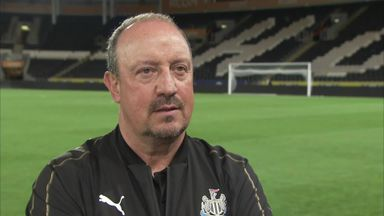 Benitez: We must add to the squad