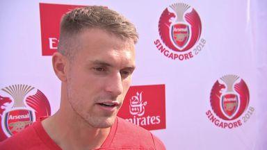 Ramsey unsure over Arsenal future