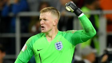 Pickford: Let's kick on from here