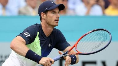 Analysing Murray's winning mentality