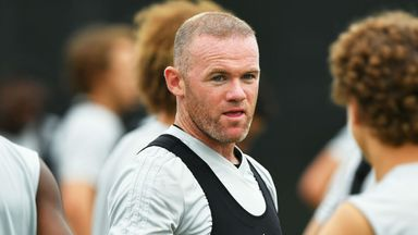 'Humble' Rooney sharp in training