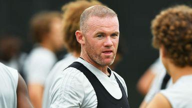 'Humble' Rooney sharp in training