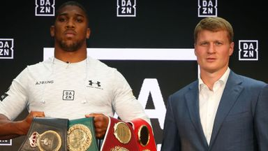 AJ: Povetkin one of the best