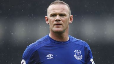 'I was grateful to return to Everton'