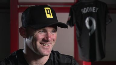 Rooney: I'm not winding down