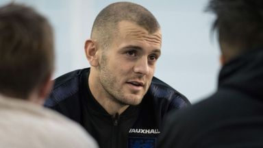 Wilshere hopeful of England return