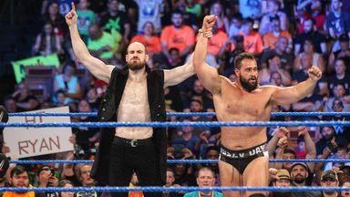 Styles & Jeff Hardy fall to Rusev & Nakamura