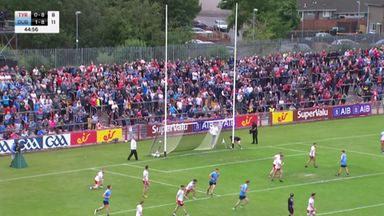 Tyrone v Dublin: Highlights