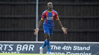 Oxford 1-3 Crystal Palace