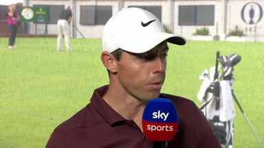 McIlroy angry at his finish
