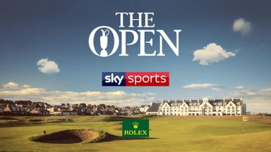 The Open: Shots of the Week