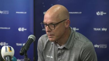 Brailsford praises Froome conduct